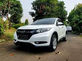 Honda HRV E CVT Putih 2015 KM 32Rb