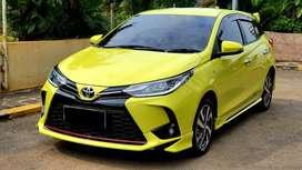 Km.800 Perak Toyota Yaris Trd Sportivo AT New Model 2021 NIK 2020