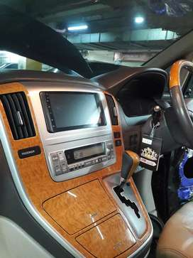 Tv mobil alphard android pnp