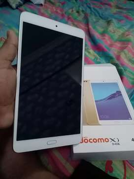 Huawei dtab d-02k  urgent sale only 15 days used