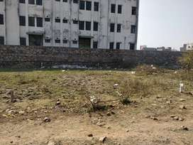 Corner plot on main 60 ft Road Opposite Akshay public school