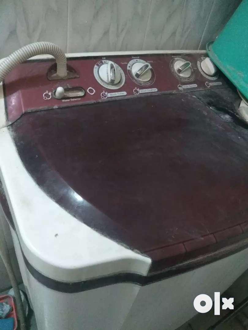 LG Semi-automatic 6 L Washing machine 0