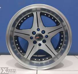 VELG HSR R16 FOR KIJANG SUPER , AVANZA , GRAND LIVINA , VELOZ