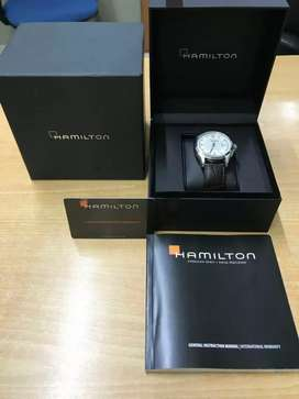 Hamilton Jazzmaster Viewmatik Original Fullset Like New!!