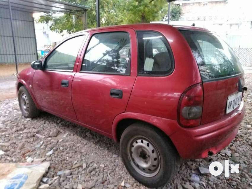 Hi guys i wanna sale my car opel corsa sail very 0