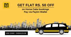 Get Rs. 50 Off on One-way Delhi to Agra Cab Ride