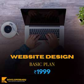 Website Design @1999