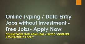 Earn Daily with Simple online Data Entry jobs  with Guaranteed payout