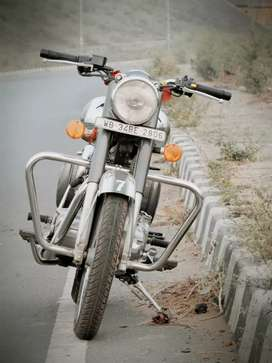 500cc, 3 silencer including red roster silencer, 2type looking glass,
