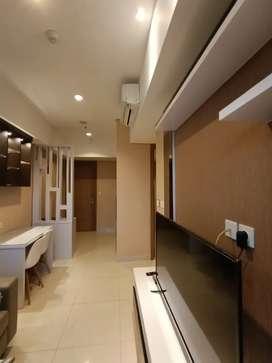 3 bed size 65 sqm city view Taman Anggrek Residence Tower C furnised