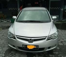 Di jual Sedan Civic Thn 2008