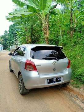 Yaris type E 2007 Matic KM rendah