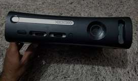 Used xbox 360 with new kinect