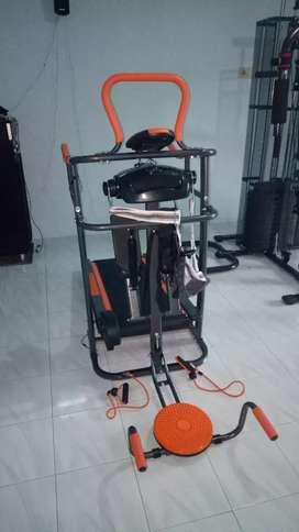 Treadmill manual 7F orange series GRATIS KIRIM