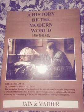Upsc civil services, history of the modern world
