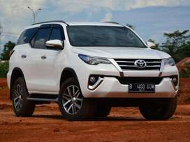 Get Toyota Fortuner On Just 20% Down Payment