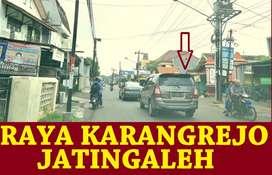 Rumah tua hitung Tanah Raya Karangrejo Jatingaleh Strategis