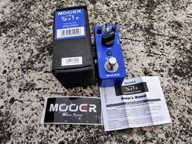 mooer solo distortion suhr riot mxr fullbore boss metalzone metalcore