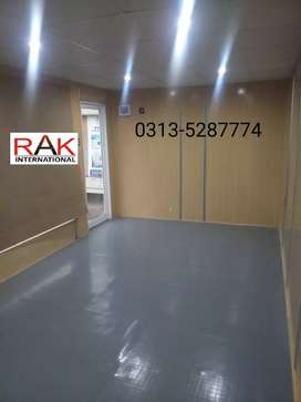Resturant container porta cabin living room prefab office guard room