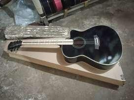 Gitar akustik siprus high maple new