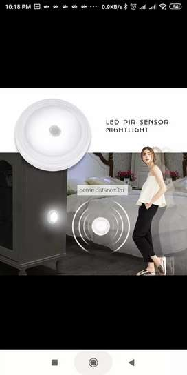 New Dimmable LED Under Cabinet Light with Remote Control Battery O