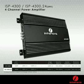 jual power intersys 4 chanell