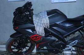 New condition bs6 . Bike dusri leni hai isliye sell krni pd rhi