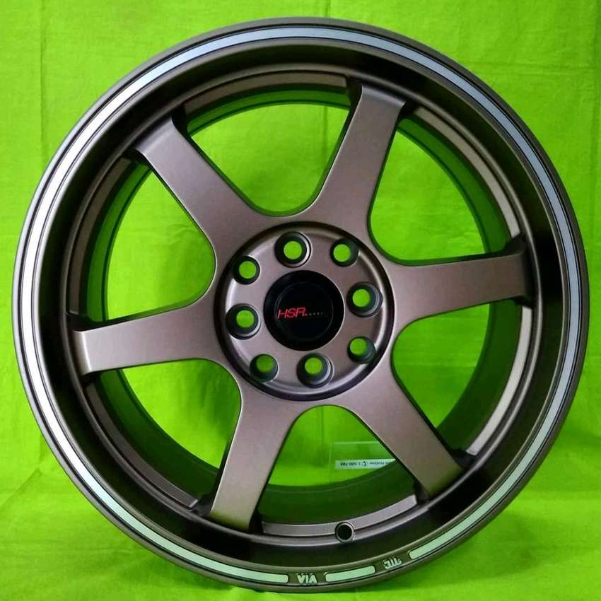 Velg Racing R16 For Ayla,Brio,Starlet,March 0