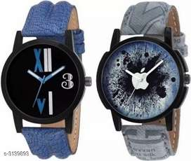 2 watch  men's  all India free home delivery
