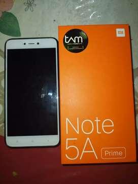 Xiaomi note 5A Prime ram 3/32