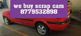 Dissmentalled scrap cars buyers