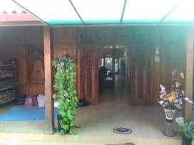 Dijual Rumah di dlm Njeron Beteng Kraton Yogya
