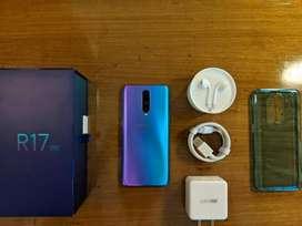 Oppo R17 Pro 8/128 Speak Mantap, Screen Touch ID, Like New