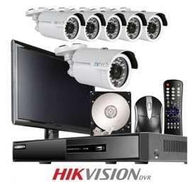 TERBARU PAKET CCTV DAHUA IP CAM 8 KAMERA
