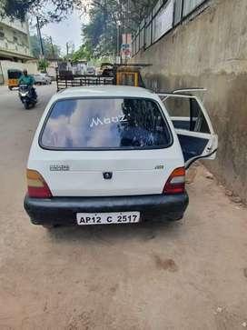 Maruti suzuki car with brand new condition