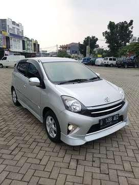 Toyota AGYA TRD, AUTOMATIK, th.2016, Kilometer 13rb, plat D Bandung