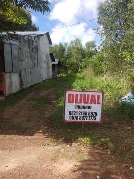 Dijual tanah murah