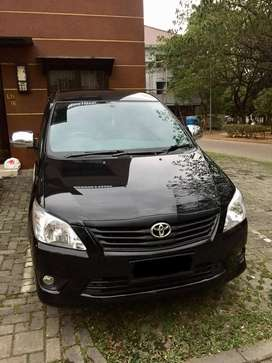 Toyota Kijang Innova G  MT Diesel 2013 NEGO SANTUY