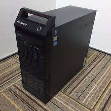 Branded Used Lenovo core I3 4th gen 8 gb ram 1 tb hdd dvd warranty