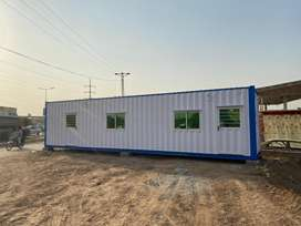 40- 8 feet office container price final