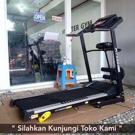 Alat Fitness Treadmill Electrik MG/839 - Kunjungi Toko Kami