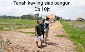 Dijual tanah kavling murah 100unit sisa 10 unit lg