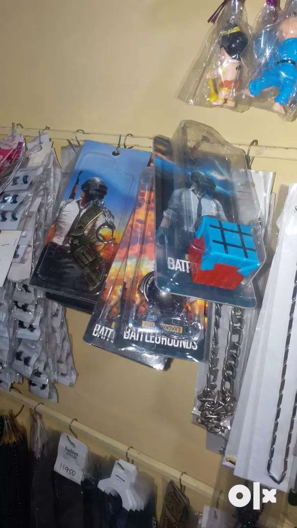 Pubg keychains available here only @ 100 Rs 0