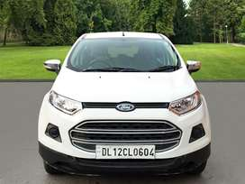 Ford Ecosport EcoSport Trend 1.5 Ti VCT MT, 2017, Petrol