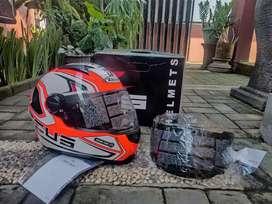 Helm Zeus 811, kondisi BARU