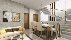3 BHK, 1785 Sq.ft Luxury Villas For Sale in Thrissur, Perinchery
