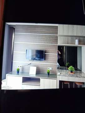 disewakan apartemen Puri mansion studio. full furnished. new