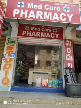 Med cure pharmacy
