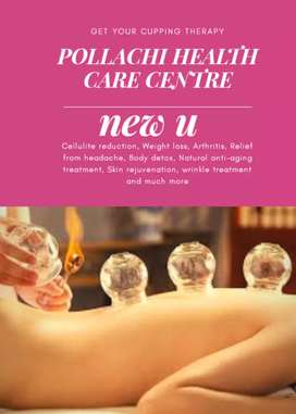 Acupuncture, Cupping, Pain Relief Massage
