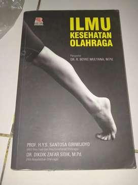 Buku ilmu kesehatan olahraga